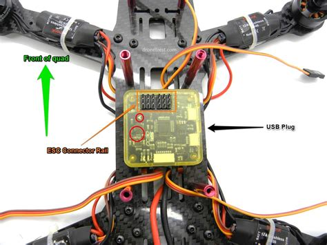 quadcopter esc wiring diagram free wiring