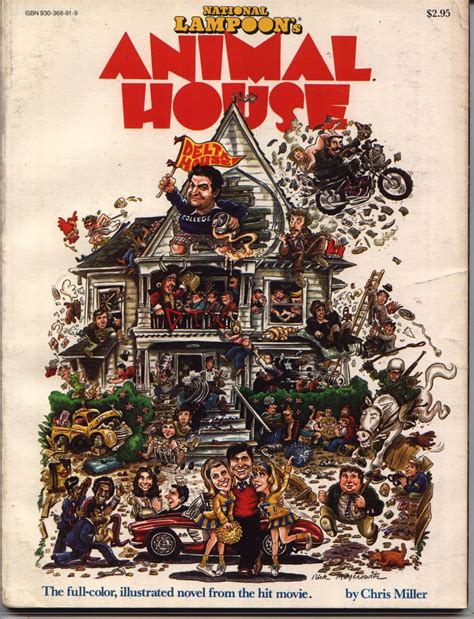 animal house full movie national loon s animal house the full color illustrated novel from the hit movie
