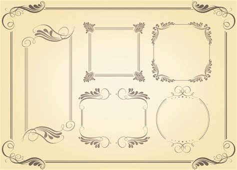 frames vector free simple frame vector free vector in encapsulated postscript