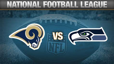 seahawks vs rams spread football picks seattle seahawks vs st louis rams point