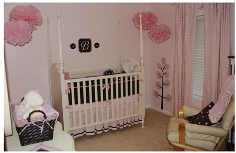 pink and brown nursery home sweet home pink brown baby nurseries