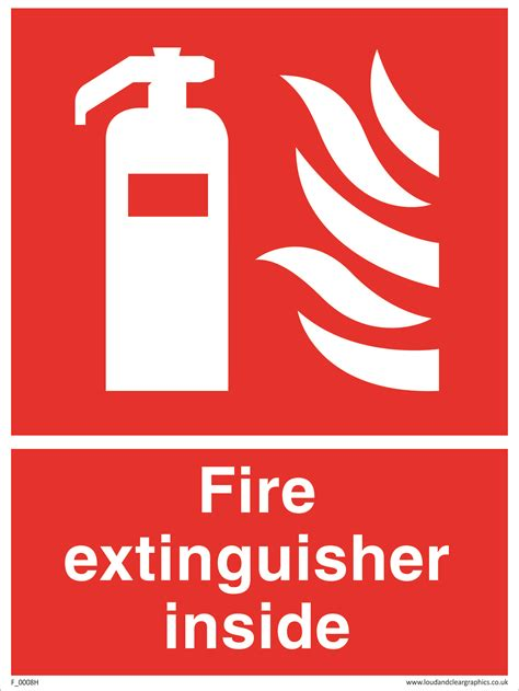 Alarm Vector 200 collection of extinguisher symbol text sign free