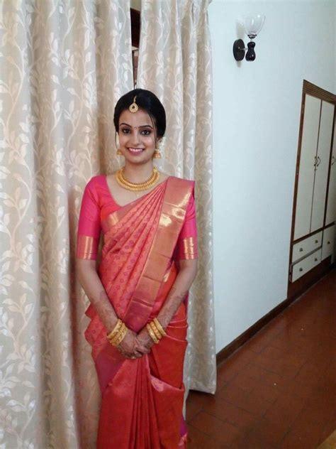 Lika Blouse like the blouse design for a kerala dares saree