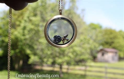 origami owl living locket review embracing