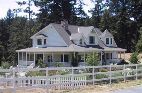 ranch style house with wrap around porch even more past projects