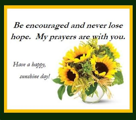 sunshine and encouragement. free encouragement ecards
