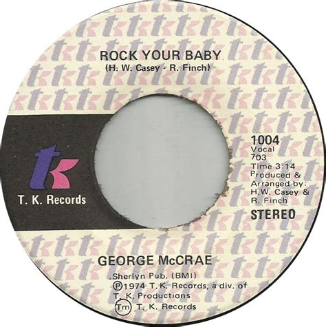 rock the boat george mccrae 1974 all charts weekly top 40