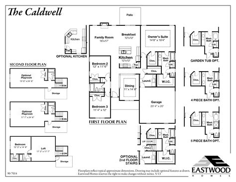 eastwood homes floor plans caldwell eastwood homes