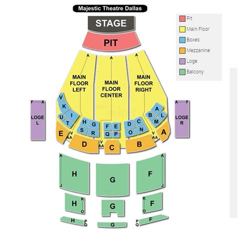 majestic theatre seating chart brokeasshomecom