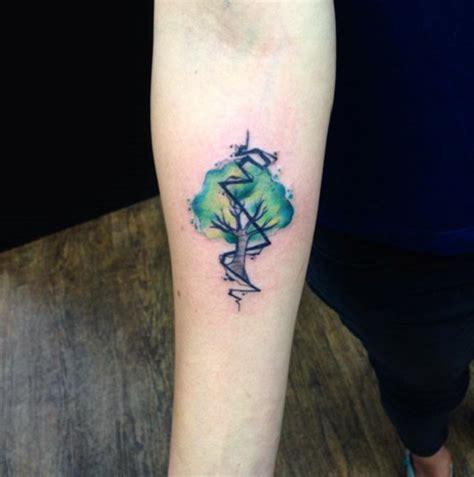 watercolor tree tattoo ideas 55 tree designs nenuno creative