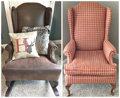 armchair reupholstering how to reupholster a wingback chair with pattern