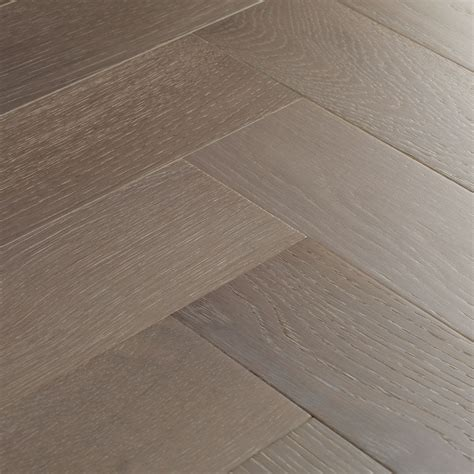 Goodrich Feather Oak Parquet Flooring   Woodpecker Flooring