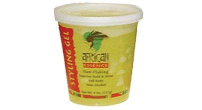 african essence non flaking styling gel black protein 8 oz african essence styling gel yellow ultra hold 8oz