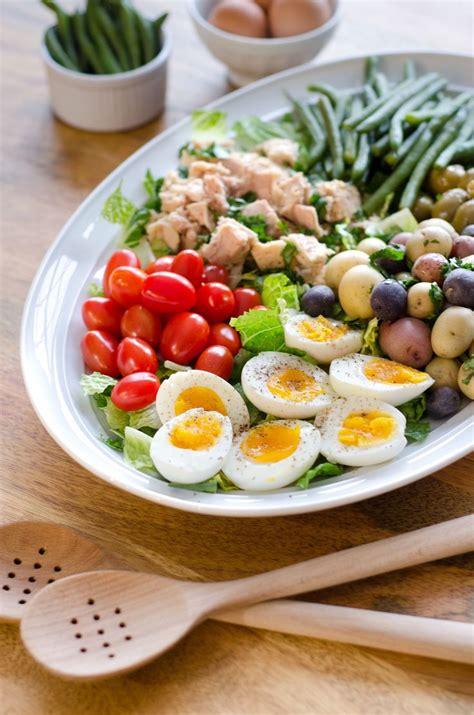 Fast Easy Dinner Salad Nicoise by Best 25 Nicoise Salad Ideas On Nicoise