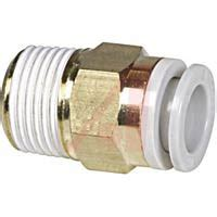 Smc Pneumatic Threaded To Adapter Kq2t06 02s smc corporation kq2h06 02s brass pp pbt 1 0 mpa max