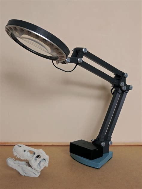 bench magnifier ed s bench magnifier model engineer