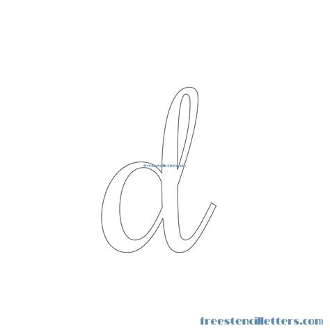 printable upper and lowercase letter stencils cursive stencils and numbers to print free stencil letters