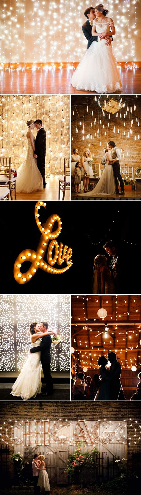 indoor light ideas 39 magical string and hanging light wedding decorations