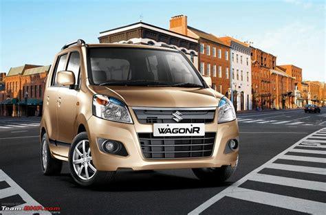 Suzuki Wagon R Diesel Rumour Maruti Suzuki Wagonr Diesel Just Around The Corner