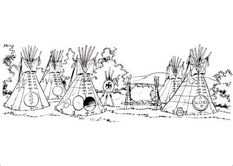 dibujos para colorear de palabras indigenas dibujos de ind 237 genas para imprimir y colorear colorear