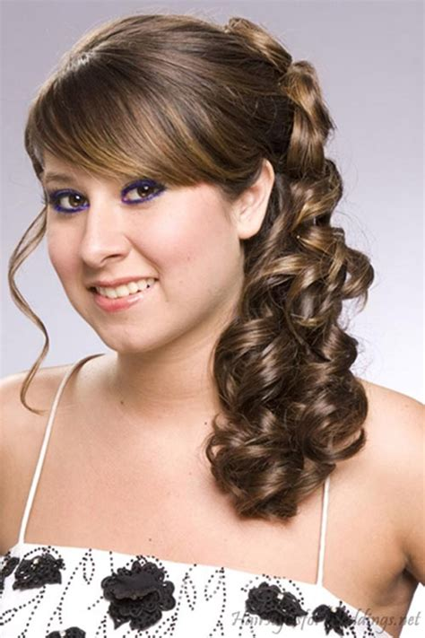 Bridesmaid Hairstyles For Curly Hair by Bridesmaids Hairstyles For Hair