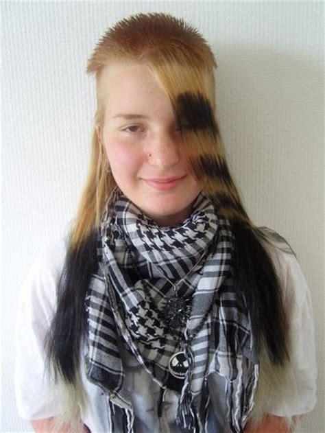 emo punk hairstyles punk hairstyles for women beautiful punk haircut emo