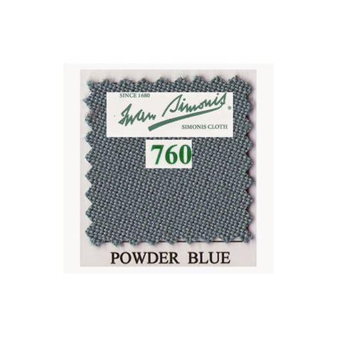 Tapis Billard Simonis by Kit Tapis Simonis 760 7ft Us Powder Blue Jeux Bmv