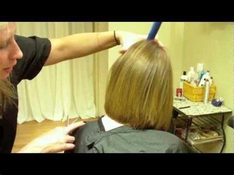 blunt bob haircuts youtube quot jennifer aniston s 2011 haircut inspired quot medium length