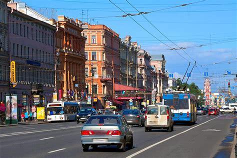 Eller Mba Accreditation by La Prospettiva Nevskij San Pietroburgo E Dintorni Russia