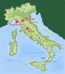 Italy Map Google by Cinque Terre Italy Map Google Search Italy Pinterest