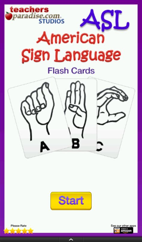 printable flashcards for sign language sign language flash cards printable free