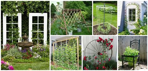 Garden Trellis Ideas 13 Exceptional Diy Trellis Ideas For You Garden