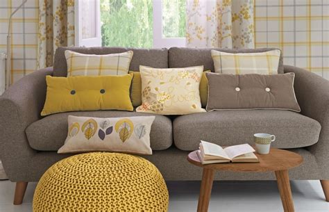 cushions for grey couch ooooo just found the new ochre and natural collection at