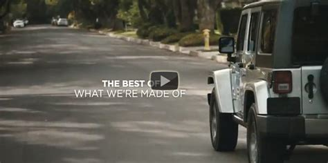 Superbowl Jeep Commercial Chrysler Bowl Commercial Beyond Ca