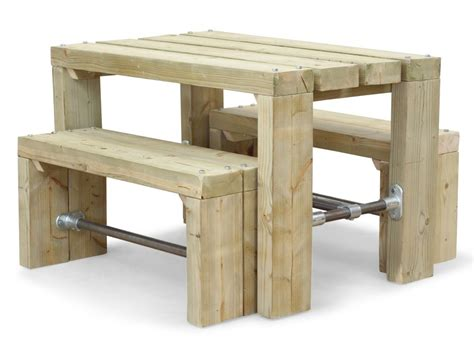 urban benches scaffold tables chunky urban 700mm wide bench online