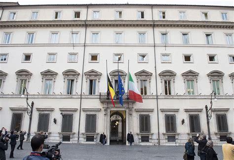 palazzo chigi sede www governo it