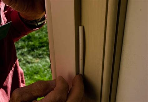 Exterior Door Weather Stripping Door Weather Stripping The Right Way Bob Vila