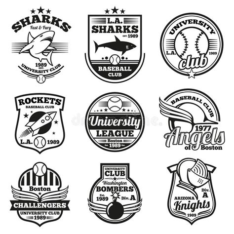 Kaos Vintage Baseball Team 2 Nm5k9 college athletic vector labels logos badges and emblems