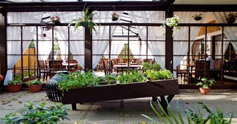Garden Restaurant by Sewara Lodi The Garden Restaurant History