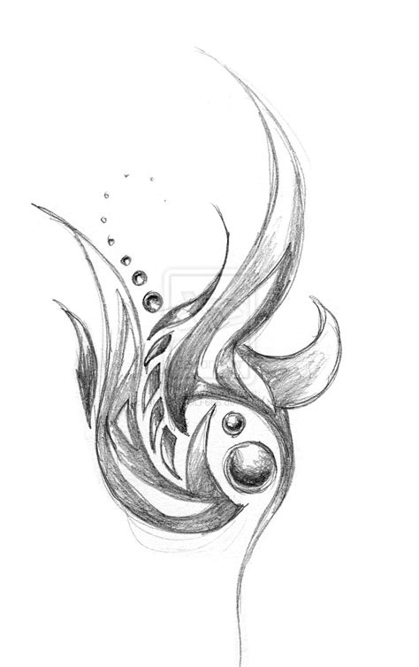 abstract tattoo design abstract fish designs www pixshark images