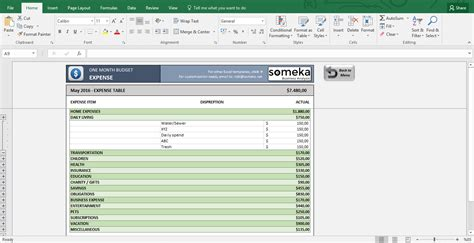 budget spreadsheet template for mac 100 personal budget template for mac numbers