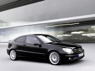mercedes benz klasa clc w203 (2008 2011) coupe dane