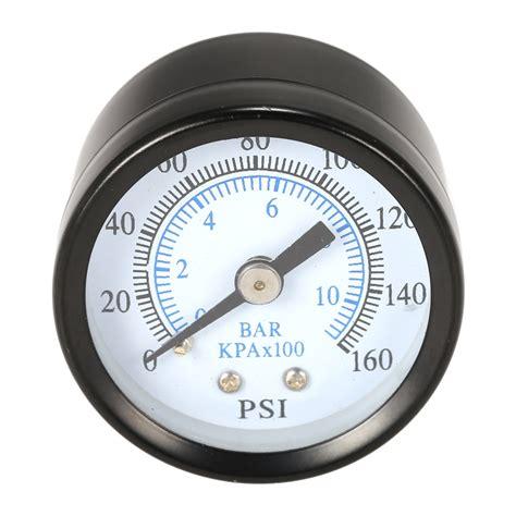 manometer water pressure dial hydraulic pressure gauge