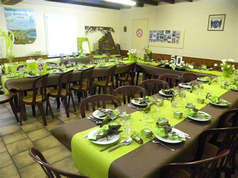 Decoration Anniversaire Adulte 50 Ans by Deco Table Anniversaire 60 Ans Femme