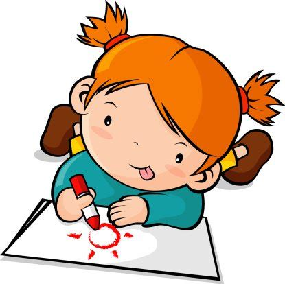 Drawing Clipart by Kid Drawing Clipart 23