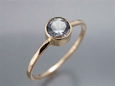 Handcrafted Engagement Ring - the canopy artsy weddings weddings