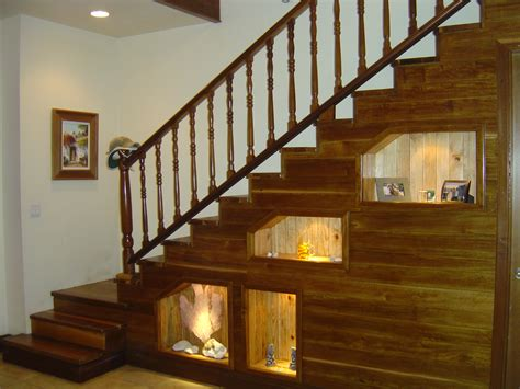 Kitchen Wall Cabinets With Glass Doors by Stairs In Hard Wood Customwoodtz Com
