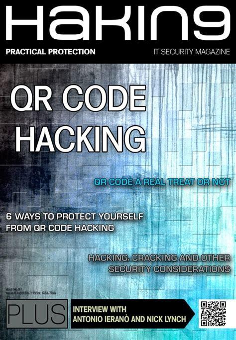 Tutorial Get Expert get expert skills on qr code hacking with hakin9 tutorials