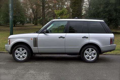 Range Rover 2004 by 2004 Land Rover Range Rover Hse Cor Motorcars