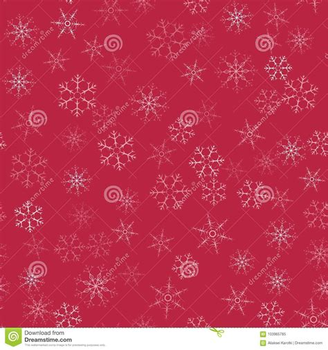 abstract snowflakes seamless pattern background royalty abstract seamless pattern christmas background of